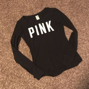 PINK size xs long sleeve shirt